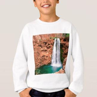 Waterfall Havasupai Mooni Grand Canyon Arizona Sweatshirt