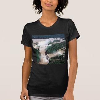 Waterfall Iguassu Brazil Argentina T Shirt