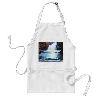 Waterfall in Amnicon Park Standard Apron