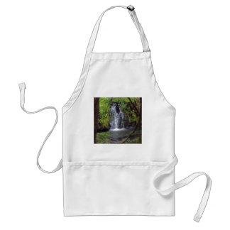 Waterfall in Oregon Standard Apron