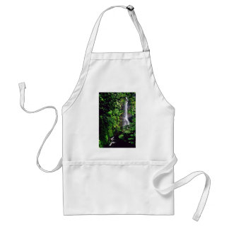 Waterfall In The Jungle Aprons