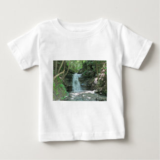 Waterfall in Woods Baby T-Shirt