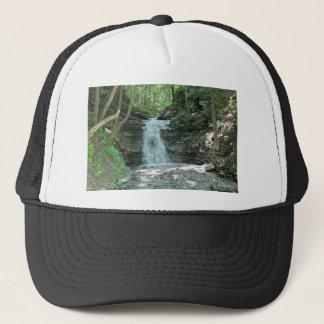 Waterfall in Woods Trucker Hat