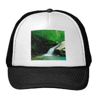 Waterfall Indian Buffalo Arkansas Mesh Hats