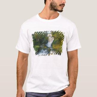Waterfall, Isle of Skye, Scotland T-Shirt