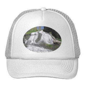 Waterfall Jermuk Armenia Cap