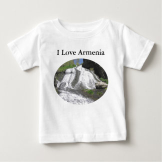 Waterfall Jermuk Armenia Shirt