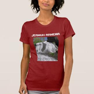 Waterfall Jermuk Armenia Shirts