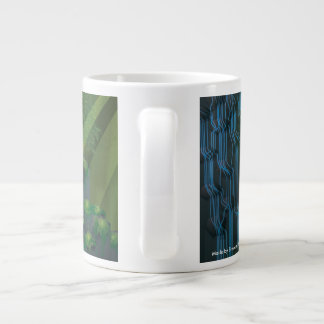 Waterfall Jumbo Mug