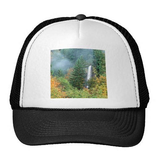 Waterfall Latourell Columbia Hats