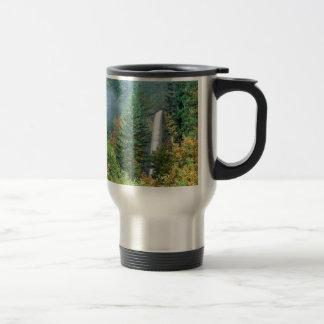 Waterfall Latourell Columbia Mugs