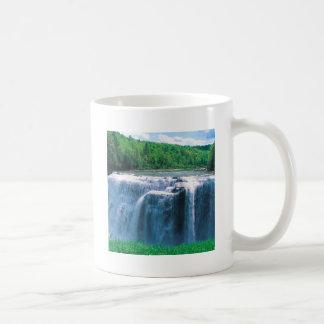 Waterfall Letchworth State Park New York Coffee Mug