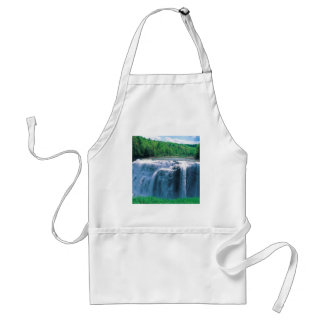 Waterfall Letchworth State Park New York Standard Apron