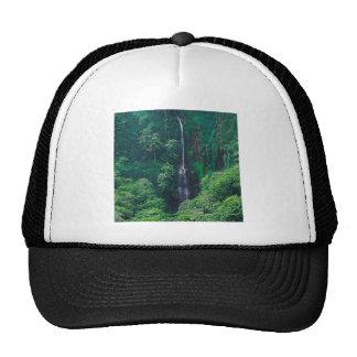 Waterfall Lush Costa Rican Trucker Hats