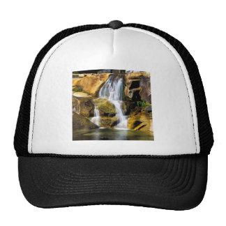 Waterfall Marble Fork Kaweah Hats