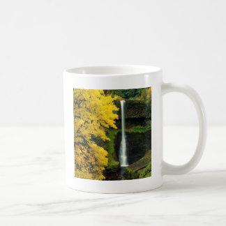 Waterfall Middlefalls Silver Falls Mug