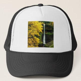 Waterfall Middlefalls Silver Falls Trucker Hat