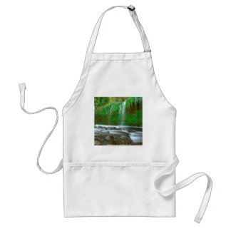 Waterfall Mossbrae Dunsmuir Adult Apron