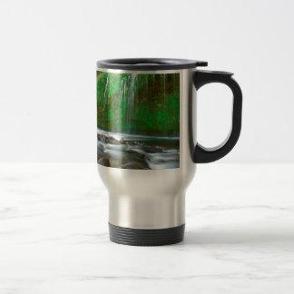 Waterfall Mossbrae Dunsmuir Coffee Mugs