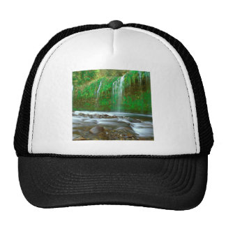 Waterfall Mossbrae Dunsmuir Mesh Hat