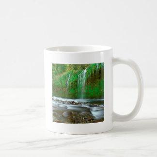 Waterfall Mossbrae Dunsmuir Mugs