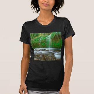 Waterfall Mossbrae Dunsmuir Tshirt