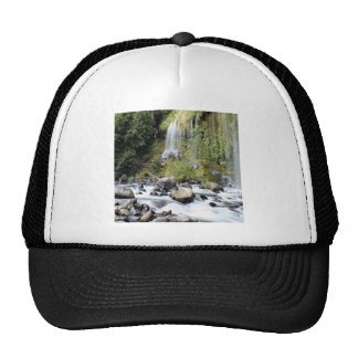 Waterfall Mossbrae Falls Trucker Hat