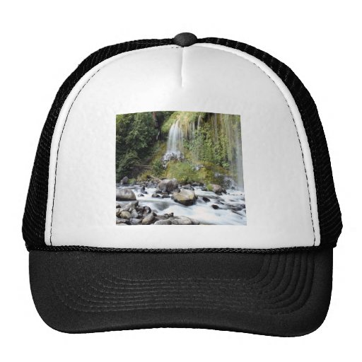 Waterfall Mossbrae Falls Hats