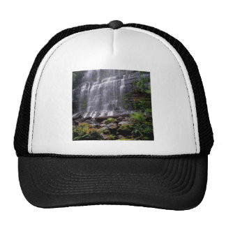Waterfall Mount Field Park Tasmania Australia Mesh Hats