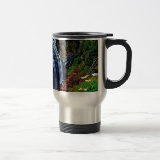 Waterfall Mount Rainier Mug