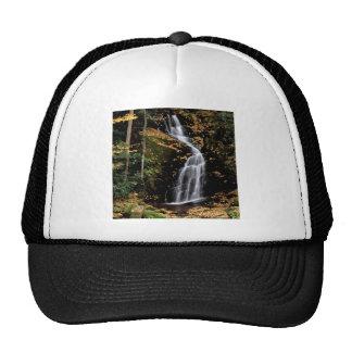Waterfall Mouse Mountain Carolina Trucker Hats