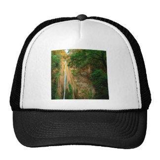 Waterfall Nojoqui Santa Barbara County Hat