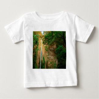 Waterfall Nojoqui Santa Barbara County T Shirts