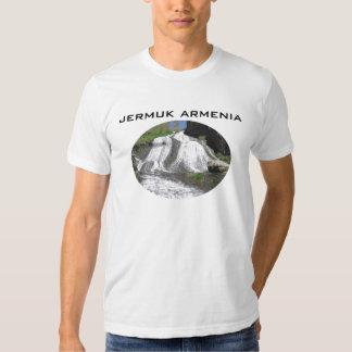 Waterfall of the Armenia T Shirts