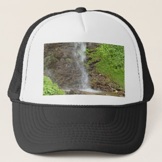 Waterfall of the Finsterbach at the Ossiacher lake Trucker Hat