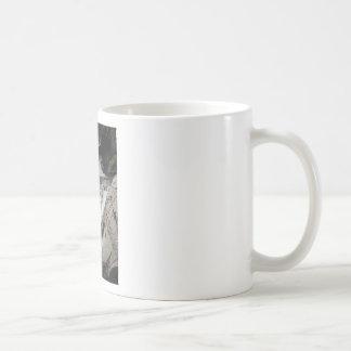 Waterfall Over Rocks Coffee Mugs