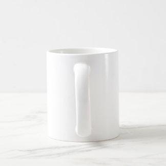 Waterfall Painting Basic White Mug
