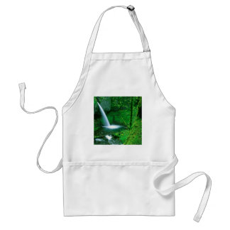 Waterfall Ponytail Columbia Gorge Aprons