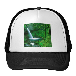 Waterfall Ponytail Columbia Gorge Hats
