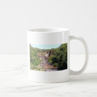 Waterfall Product Basic White Mug