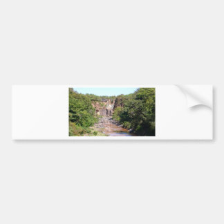 Waterfall Product Bumper Sticker