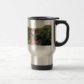 Waterfall Product Stainless Steel Travel Mug