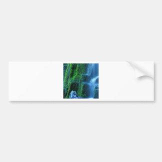 Waterfall Proxy Willamette Flow Bumper Stickers