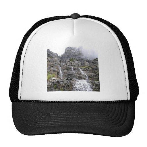 Waterfall Rocky Tops Fall Hat