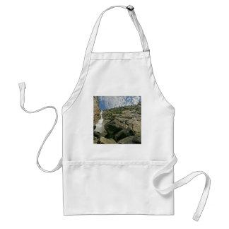 Waterfall Sandy Cliffs Heights Standard Apron