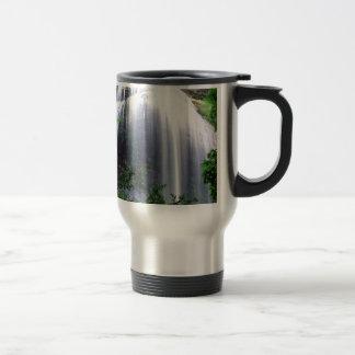 Waterfall Silver Falls Coffee Mug