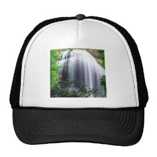 Waterfall Silver Falls Mesh Hats