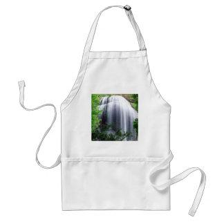 Waterfall Silver Falls Standard Apron