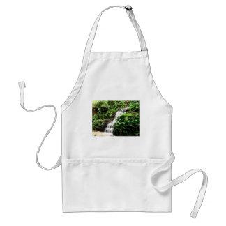 waterfall standard apron
