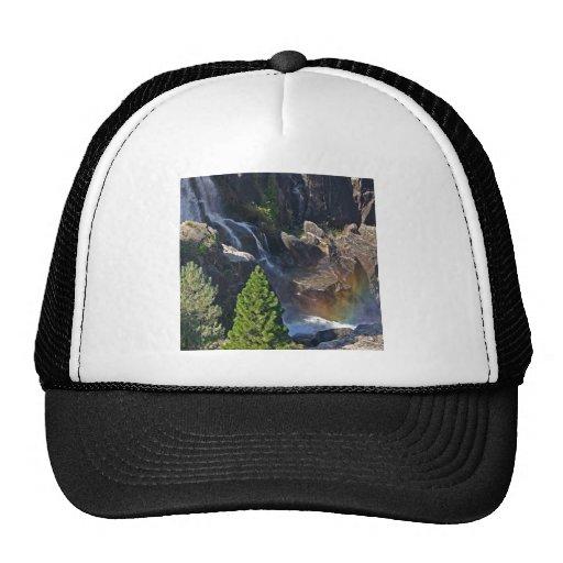 Waterfall Stream Rainbow Falls Trucker Hat